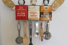 Vintage Ideas / by Karen Kalisek