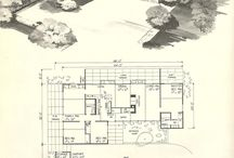 1950s house plans.