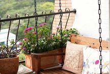 Balcony Decorating