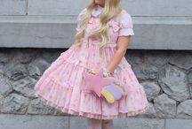 Lolita Fashionʕ◔ᴥ◔ʔ