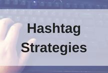 Hashtag Strategies / What's a hashtag? How do I create a hashtag? You probably have one or more questions about hashtags. Here's a collection of tips for you to execute hashtags properly for your small business.