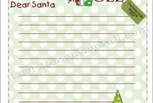 Santa lists