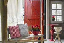 Landelijk romantisch / voorbeelden van een landelijk romantisch interieur | www.ongewoonadvies.nl