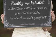 Hochzeit Zitate