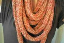 LK Scarves / by Kim Galla, Independent Avon Sales Rep