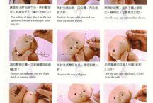 Socken Puppen -Tiere