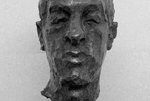 Portraits / Portrék / Molnár Levente Szobrász/Sculptor http://www.molnarlevente.com