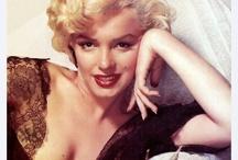 Marilyn Monroe / by Natalie Petersen