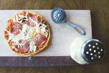 Pizzas, tartes et quiches