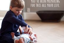 We believe in you / We believe... Pampering yourself is a necessity. Families come in millions of shapes and sizes. Yoga pants go with almost everything. Discussing poop is legitimate conversation. WE BELIEVE IN YOU. / by BabyCenter