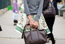 Street Style & Blogs / Let's get inspired by street style and blogs!