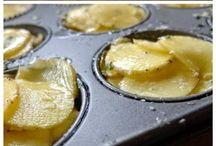 Muffin formás