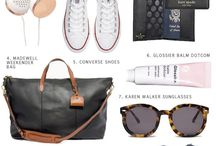 ⍣ travel essentials ⍣