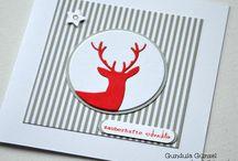 Weihnachtskarten / Schöne Weihnachtskarten