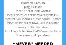 Disneyworld tips