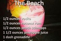 Weird drinks