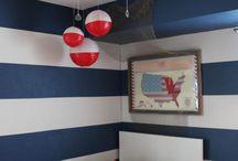 fishing room decor