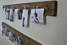 Képek elrendezése a falon