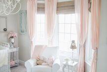 Girls Nursery Room Colors
