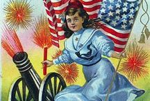 Fourth of July Celebration / all things 4th of July