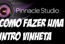 VÍDEOS TUTORIAIS PINNACLE STUDIO 16