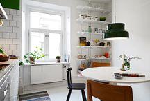 inspiration till nya köket