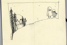 4th year illustration