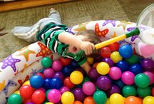 ball pit ball activities