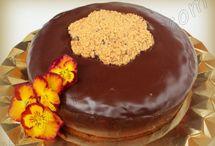 Desserts, sweets...