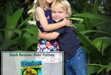 Kids' Fiction Book Reviews