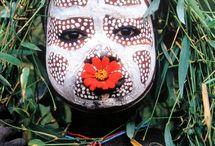 tribal decoration