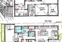 floor plan♡
