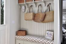 Organizing in small spaces / by Sarah Carroll