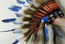 Matthews Indian costume