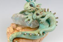 paper mache and clay ideas / by Laurie Richard