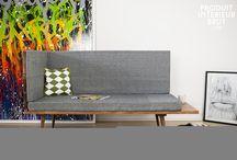 Assises Scandinaves / Des fauteuils, des canapés, des chaises et des idées déco pour un intérieur typiquement scandinave.
