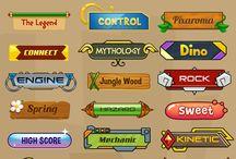 Game GUI / Интерфейсы для игр