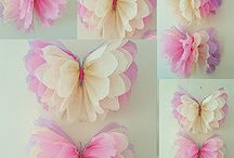 borboletas  decorativa