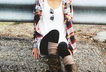 winter bohemian fashion 2015