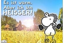 Alles doof .. / Sheepworld