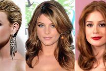 Cabelo feminino 2015 / Tendências, cores e cortes de cabelo que estão fazendo o maior sucesso em 2015!
