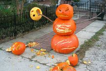 Halloween spirit...!