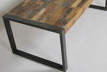 Bank / Bench / Handmade