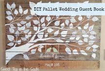 pallet wedding ideas