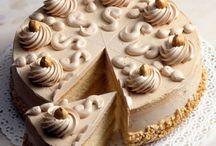 Cremas. Para tartas o pasteles