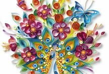 Quilling Ideas For Beginners