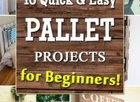 DIY- Pallet wood projects
