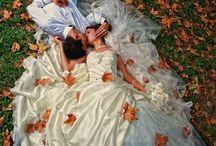 Fall wedding ideas / by Stephanie Bruner