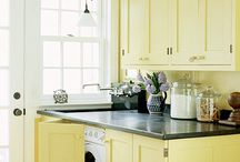 Lovely Laundry Rooms