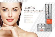 Beauty Products / Introducing Imagine Wrinkle Fighter Instant Lifting Creamy Serum and Imagine Smoother Skin Renewal Complex. These two products immediately diminish the appearance of wrinkles, and leave the skin smooth and moisturized. The proprietary blend of extracts, moisturizers, nutrients are delivered to the target tissues with a scientifically designed system. Visit http://www.imaginederm.com/our-products for more information